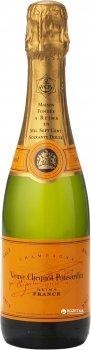 Шампанське Veuve Clicquot Ponsandin Brut біле брют 0.375 л 12% (3049610004203)
