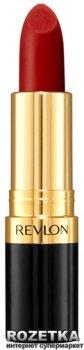 Матовая помада для губ Revlon Matte Lipstick 4.2 г 006 Настоящий красный (309971415067)