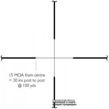 Оптичний приціл Hawke Vantage 3-9x40 30/30 (922121)
