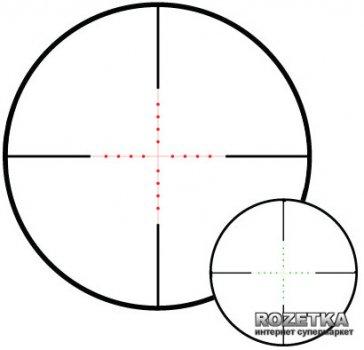 Оптичний приціл Hawke Vantage IR 3-9x40 AO Mil Dot IR R/G (922112)