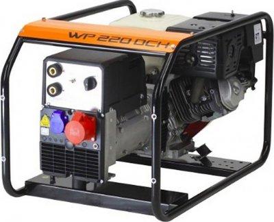 Генератор бензиновый сварочный GENERGA WP220DCH