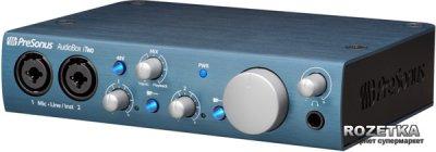 Аудіоінтерфейс PreSonus AudioBox iTwo (219889)