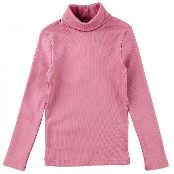 Гольф (водолазка) с легким начесом SMIL 114775 темно розовый (442242)