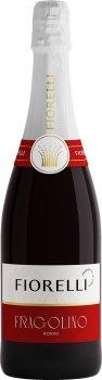 Фраголино Fiorelli Rosso красный сладкое 0.75 л 7% (8002915000603)