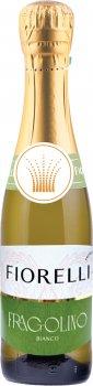 Фраголино Fiorelli Bianco белое сладкое 0.2 л 7% (8002915005677)