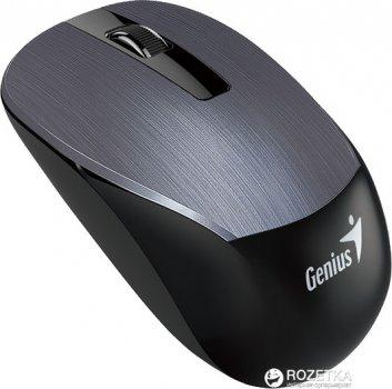 Мышь Genius NX-7015 Wireless Black/Grey (31030119100)