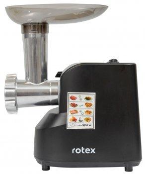М'ясорубка ROTEX RMG180-B MultiFun