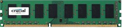 Оперативна пам'ять Crucial DDR3L-1600 8192MB PC3L-12800 (CT102464BD160B)
