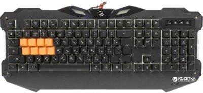 Клавіатура дротова Bloody B328 USB (4711421922029)