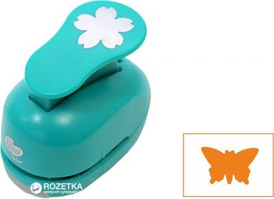 Дирокол фігурний Rosa Talent Метелик 2.5 см (4823086703032)
