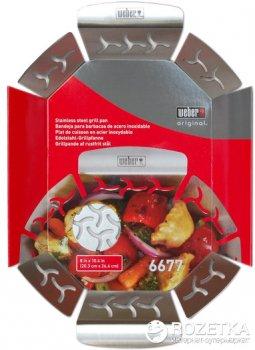 Решетка-гриль для овощей Weber малая (6677)