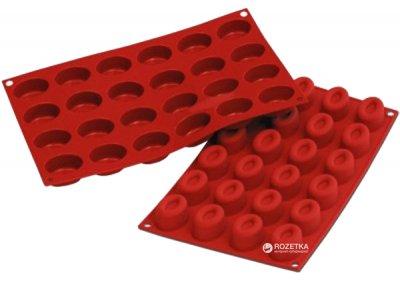 Форма Silikomart Овал 4.4х3.2 см для выпечки (SF083/C)