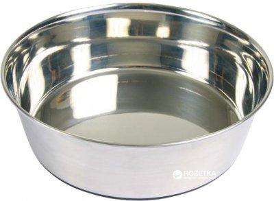 Миска металева для собак Trixie 2.5 л (4011905250748)