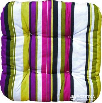 Подушка для стула Dajar Ellen 06024Х08 40x40 см Разноцветная (5904134994875)