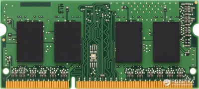 Оперативна пам'ять Kingston SODIMM DDR3L-1600 8192MB PC3-12800 для Acer/HP/DELL/Lenovo/Toshiba (KCP3L16SD8/8)
