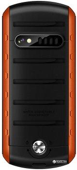 Мобильный телефон Astro A180 RX Black/Orange