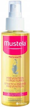 Олія від розтяжок Mustela Stretch Материнство 105 мл (3504105027476)