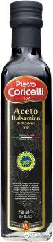 Уксус Pietro Coricelli бальзамический из Модены 250 мл (8004275059901)