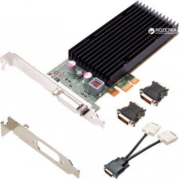 PNY PCI-Ex NVIDIA Quadro NVS 300 512MB GDDR3 (64bit) (1 x DMS-59) (VCNVS300X1DVI-PB)