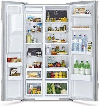 Холодильник HITACHI R-S700GPUC2GS
