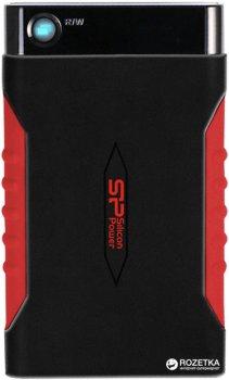 Жорсткий диск Silicon Power Armor A15 2TB SP020TBPHDA15S3L 2.5 USB 3.1 Red