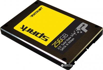 "Patriot Spark 256GB 2.5"" SATAIII TLC (PSK256GS25SSDR)"