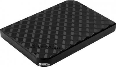 Жесткий диск Verbatim Store n Go 2TB 5400rpm 8MB 53195 2.5 USB 3.0 External Black
