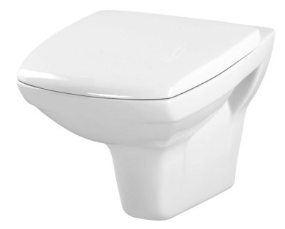 Туалет CERSANIT Унітаз підвісний CARINA без кришки в картоні