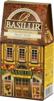 Чай черный рассыпной Basilur Личная коллекция Фруктовый магазин 100 г (4792252927308)