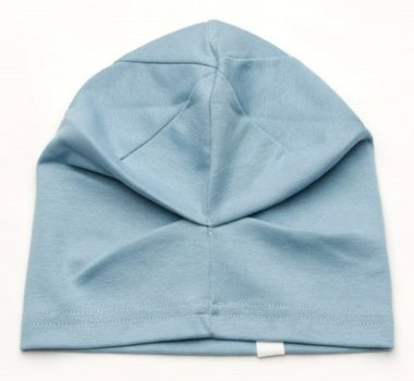 Демисезонная шапка Модный карапуз 03-00725-3 48-50 см Голубая (4821535837253)