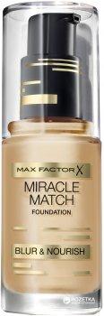 Тональная основа Max Factor Miracle Match № 040 Light Ivory (4084500539440)