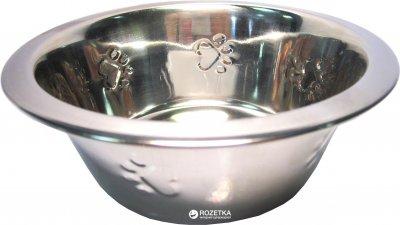 Миска металлическая для котов Topsi 4105 200 мл (4820122200319)