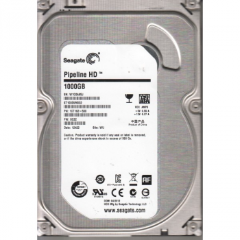 Накопичувач HDD SATA 1.0 TB Seagate Pipeline HD 5900rpm 64MB (ST1000VM002)