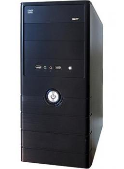 Корпус Delux MD251 500W Black 12Fan