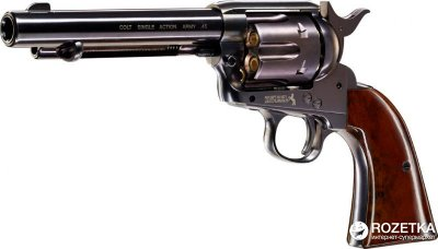 Пневматичний пістолет Umarex Colt Single Action Army 45 (5.8308)