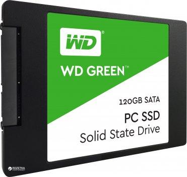 "Western Digital Green SSD 120GB 2.5"" SATAIII TLC (WDS120G1G0A)"