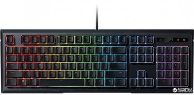 Клавіатура дротова Razer Ornata Chroma USB RU (RZ03-02040700-R3R1)