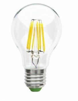 Світлодіодна лампа Navigator 71305 NLL-F-A60-6-230-2.7 K-E27 («filament») з імітацією нитки розжарення