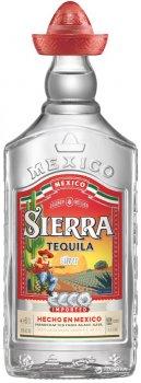 Текила Sierra Silver 0.5 л 38% (4062400542678)