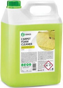 Высокопенный состав для очистки ковровых покрытий Grass Carpet Foam Cleaner, 5,4 кг (125202)