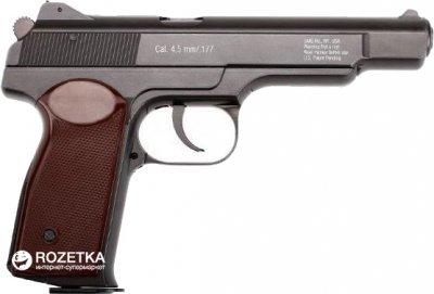 Пневматичний пістолет Gletcher APS NBB (41154)