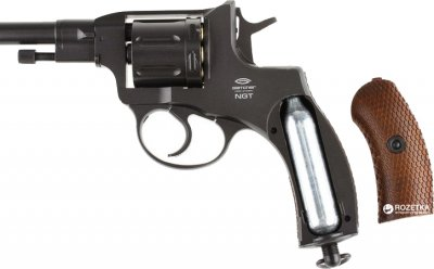 Пневматичний пістолет Gletcher NGT (40497)