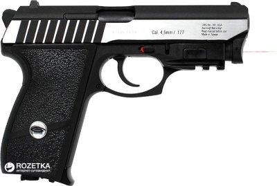 Пневматичний пістолет Gletcher SS P232L (39481)