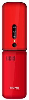 Мобільний телефон Sigma mobile X-style 241 Snap Red (4827798524725)