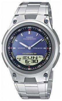 Чоловічий годинник Casio AW-80D-2AVEF