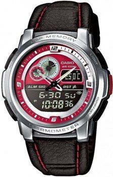 Чоловічі годинники Casio AQF-102WL-4BVEF