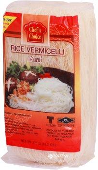 Макарони Chefs Choice Вермішель рисова 375 г (8854967001073)