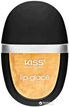 Лаковая помада для губ Kiss Lip Glace 6 мл KLLG05 - Gold (731509630558)