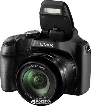 Фотоапарат Panasonic Lumix DC-FZ82 Black (DC-FZ82EE-K)