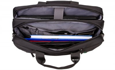 "Сумка-рюкзак трансформер для ноутбука Grand-X 15.6"" Black (SB-225-Black)"